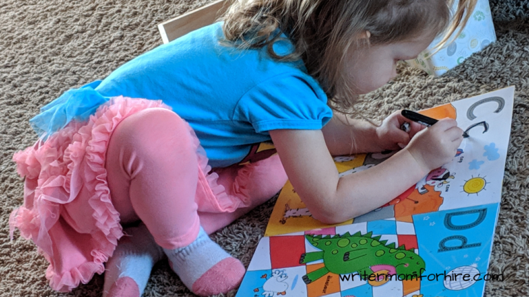 11 Fun Ideas to Keep Toddlers Busy When You're Stuck Inside