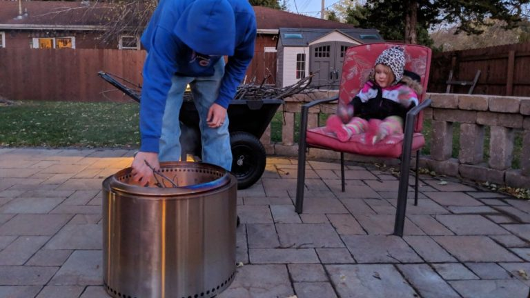 Pros & Cons of the Solo Stove Bonfire (and is it REALLY smokeless?)