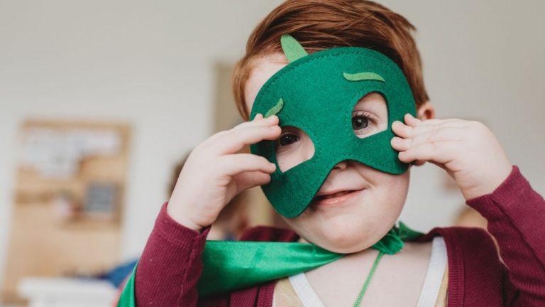 3 Easy DIY Halloween Mask Ideas for Kids