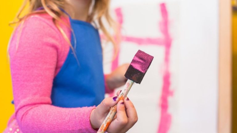 What to Do With Children's Artwork When It's Time to De-Clutter
