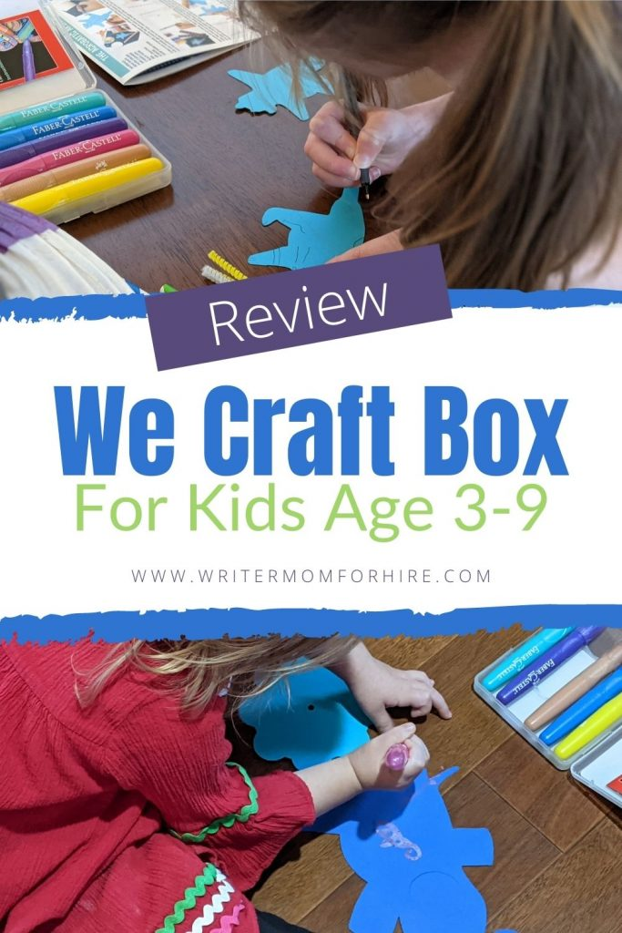 pin this image to share my we craft box review