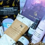 featured photo of the sweet dreams box i took for this therabox reviews post