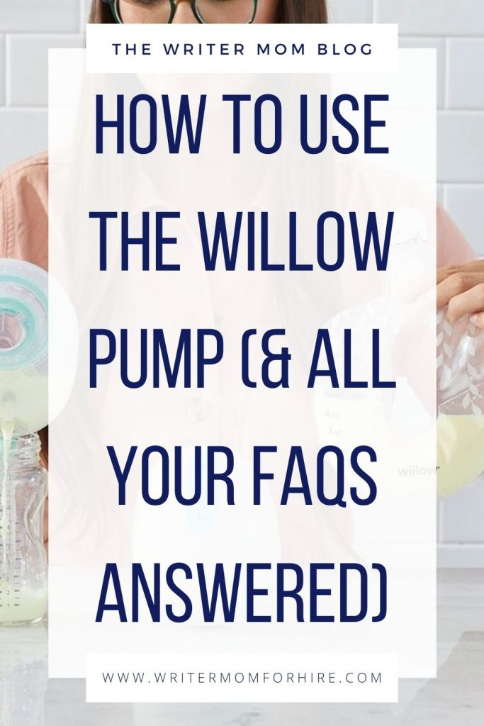 pin this image to share the article on how to use the willow pump