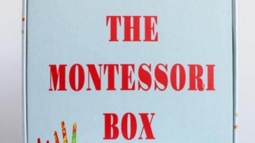 the montessori box