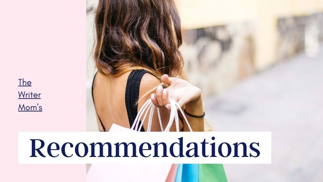the writer mom's recommended products and services
