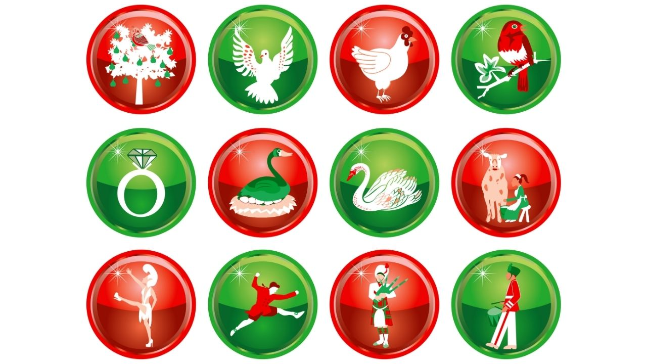Image of the 12 Days of Christmas - Gifts for Kids